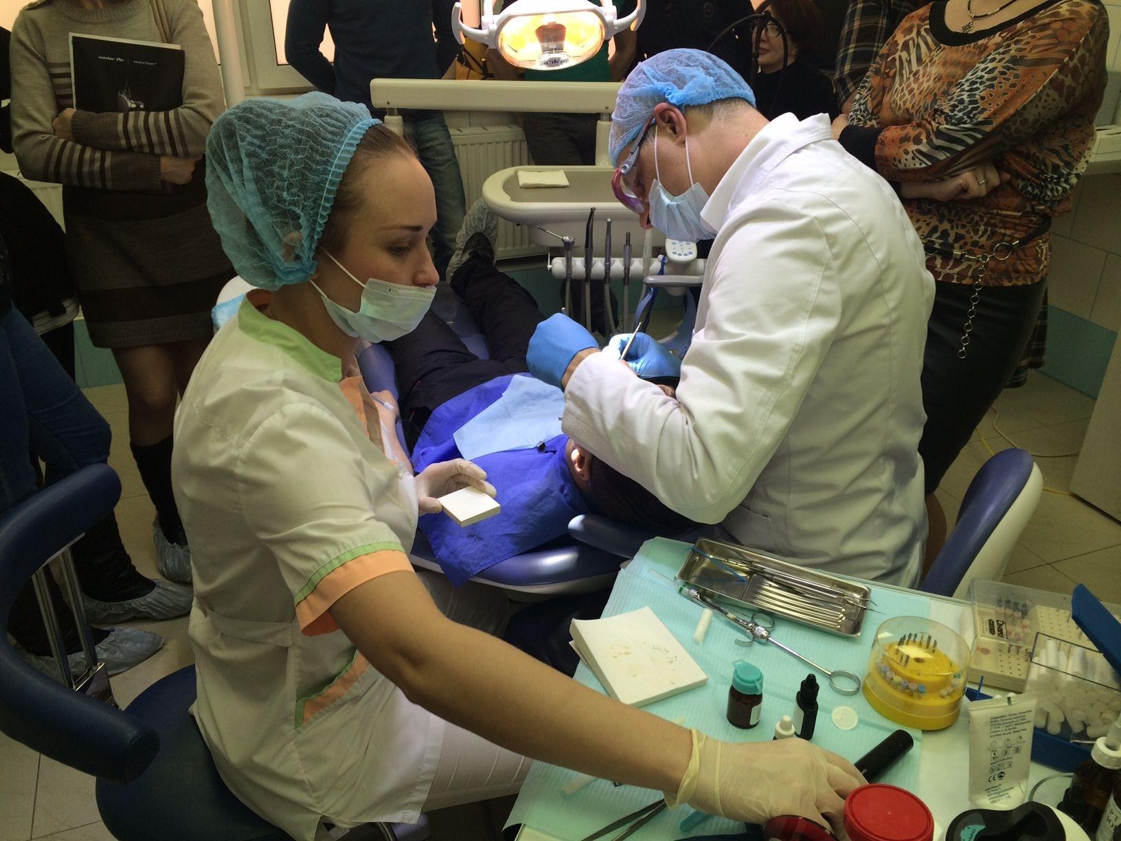 Курс лазерной стоматологии в ЕСЦ